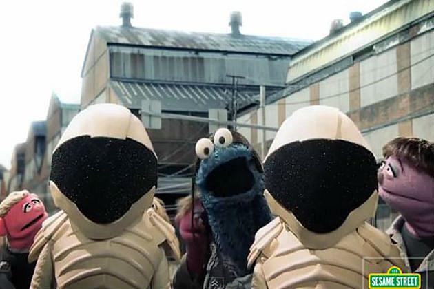 Sesame Street Parody of Hunger Games