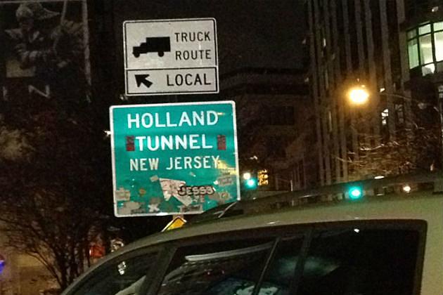 New Jersey gridlock
