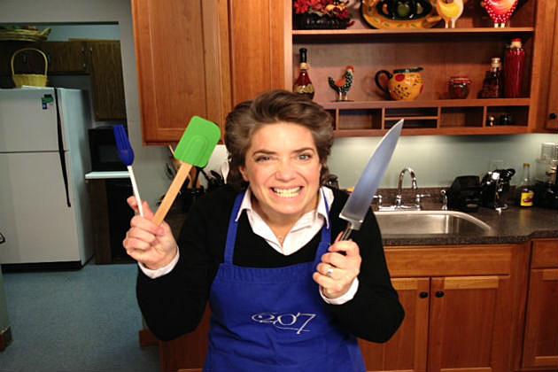 Lori getting ready for '207'
