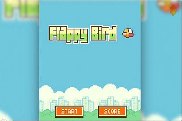 Flappy Bird app
