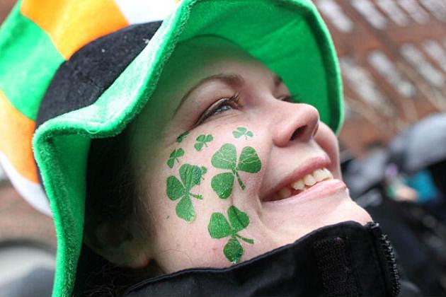 St. Patricks Day overkill