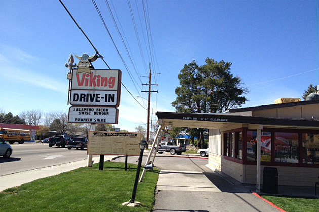 Viking Drive-In Boise Idaho
