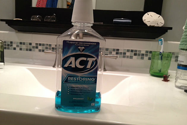 Act floride rinse
