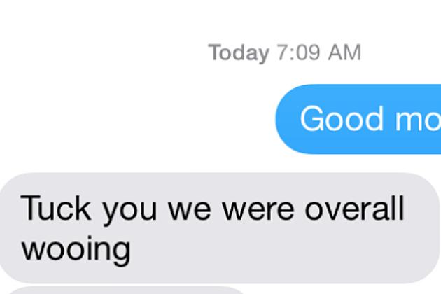 Jen's crazy text