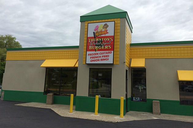 Thurston's Wicked Good Burger
