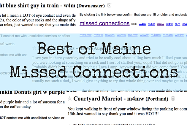 Craigslist personals maine