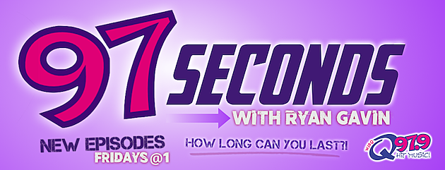 97 Seconds with Ryan!