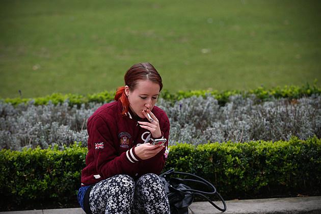 Calls For Smoke Free Trafalgar Square and Parliament Square
