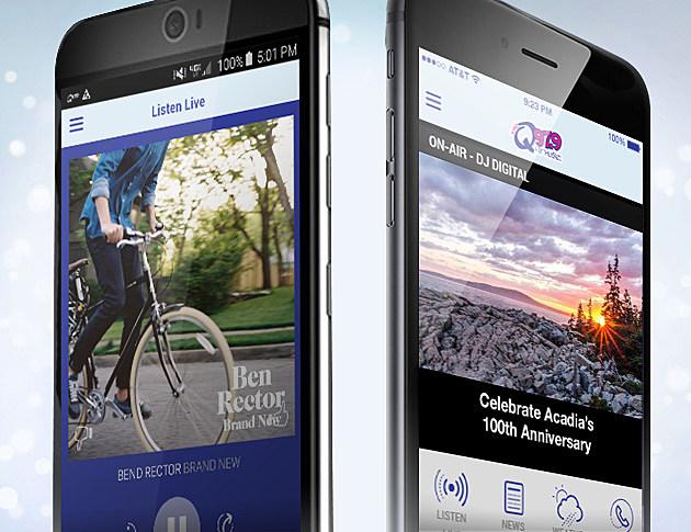 Q97.9 Hit Music Mobile App