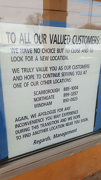 Superior Little Caesars At The Pine Tree Shopping Center In Portland Mysteriously  Closes