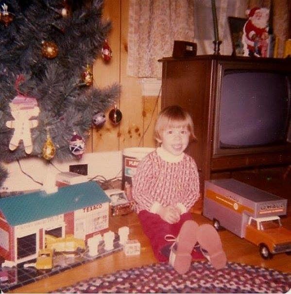 Jeff at Christmas