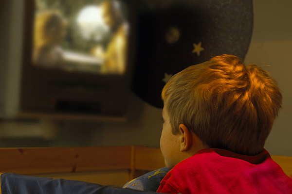 the effect of television on preschool