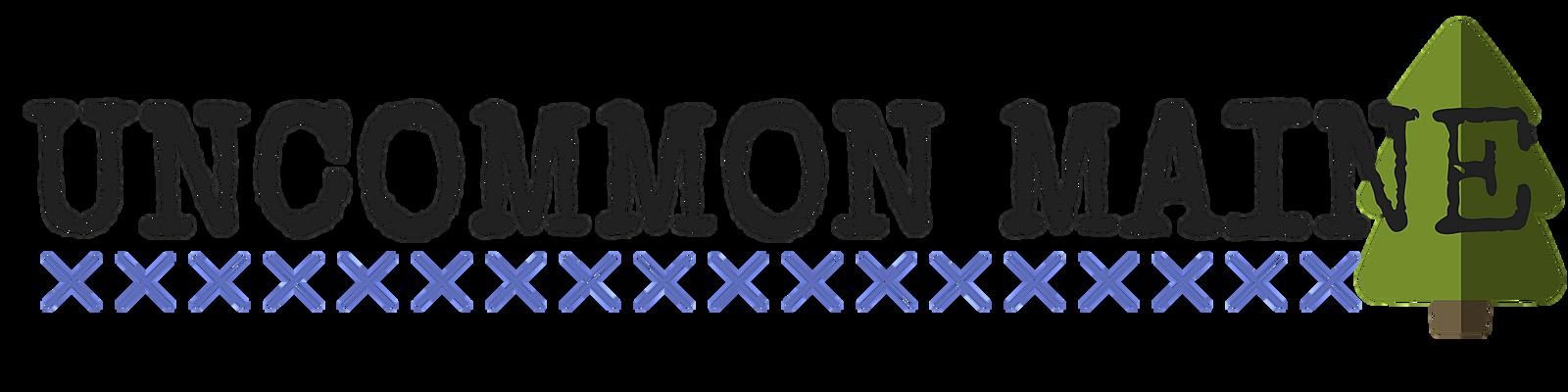 Uncommon Maine Logo
