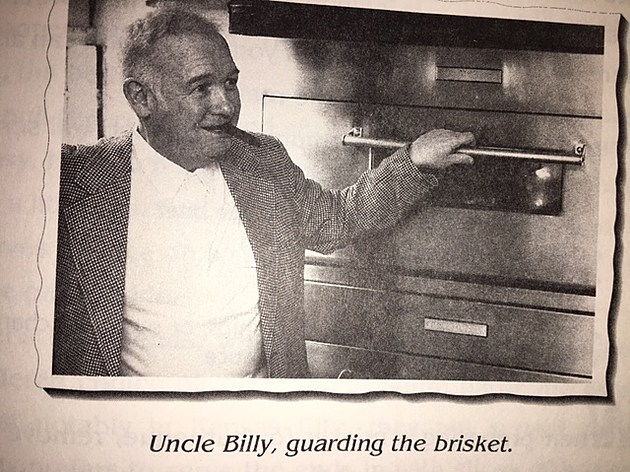 Uncle Billy's Downeast Barbeque Book