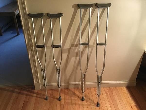 Craigs Crutches
