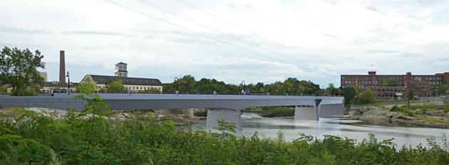 Topsham Brunswick Bridge 3