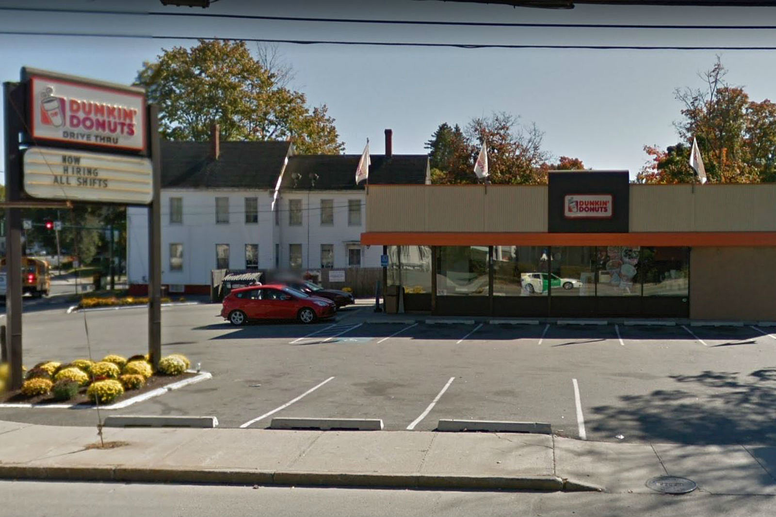 Dunkin donuts westbrook maine