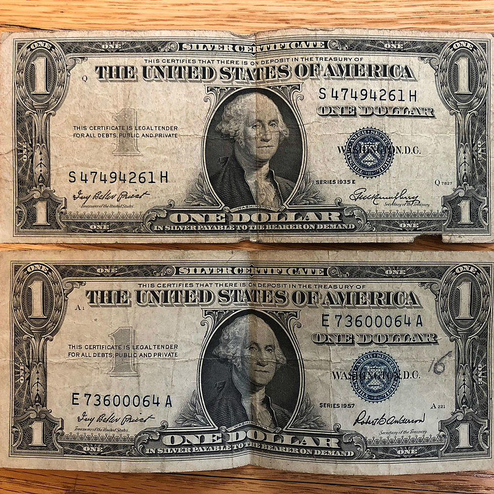 I Wonder How Much These Dollar Bills From Mid 1900s Are Worth